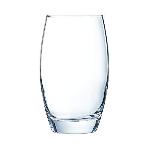 Arcoroc ARC C2134 Cabernet Salto Longdrinkglas, 500 ml, Glas, transparent, 6 Stück