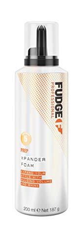 Fudge Professional, Volumising Mousse, Xpander Foam Hair Styling, 200 ml