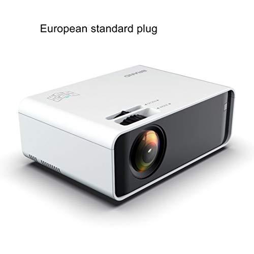 Mini Proyector LED AN10 720P Resolución Proyector de Video 3D...