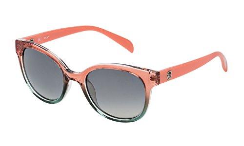 TOUS STO949-51D40G Gafas, Rosa, 51/20/140 para Mujer