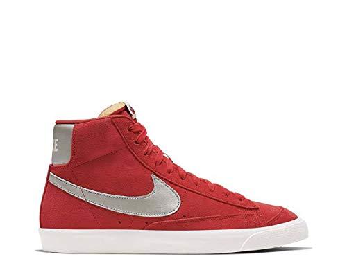 Nike Sportswear Blazer '77 - Sneaker da uomo, numero 40,5, colore: Rosso