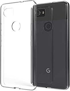 كوفر شفاف سيليكون من ارمور لموبايل Google Pixel 2 XL