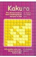 Paperback Kakuro(The All New Brain Teaser) Book