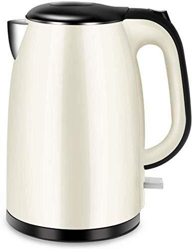 Wyxy Bouilloires Bouilloire électrique en Acier Inoxydable, Bouilloire à cruche 1,5 litres, idéale pour l'eau Chaude, 1500W Rapide