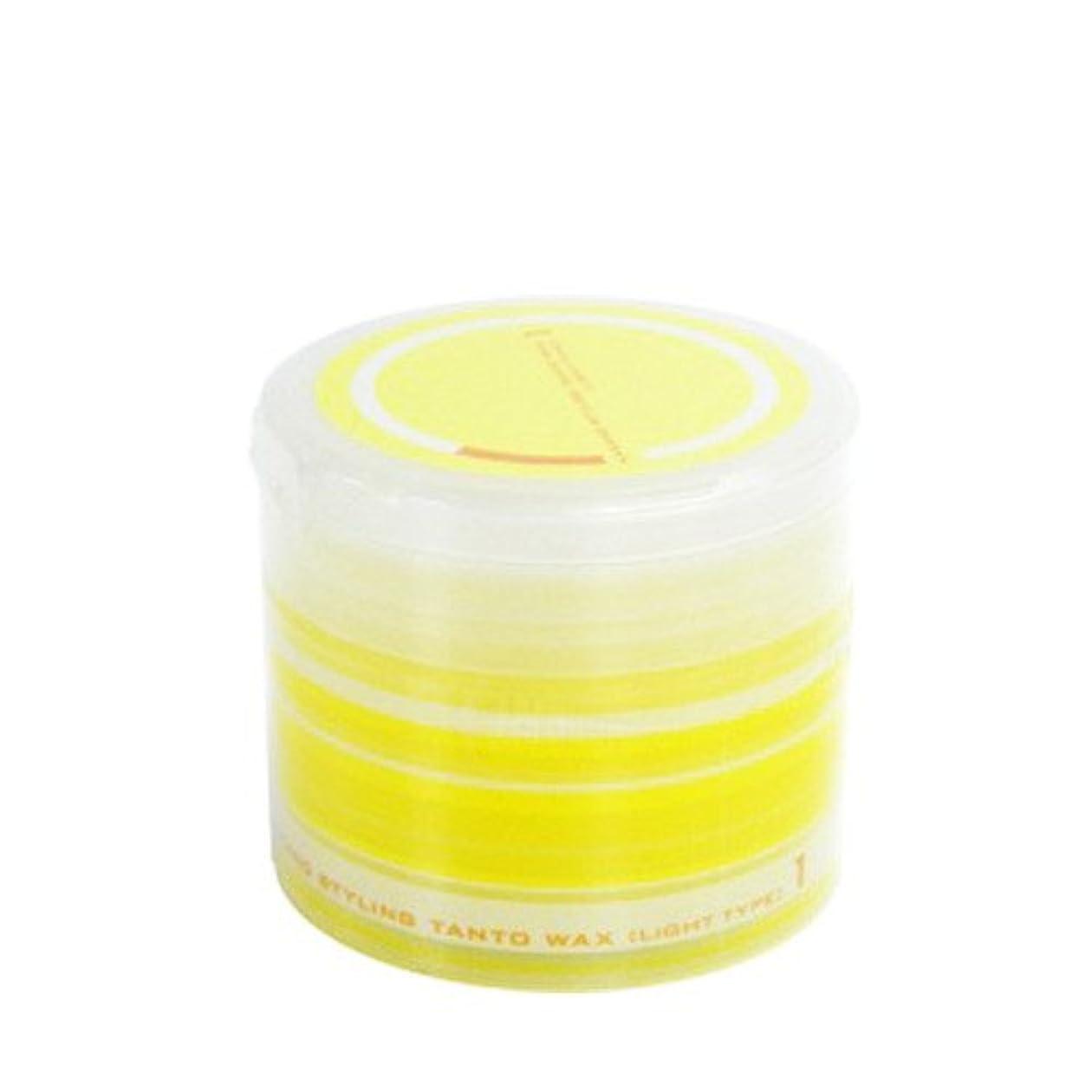 例強要レンダーナカノ スタイリング タント ワックス 1 ライトタイプ