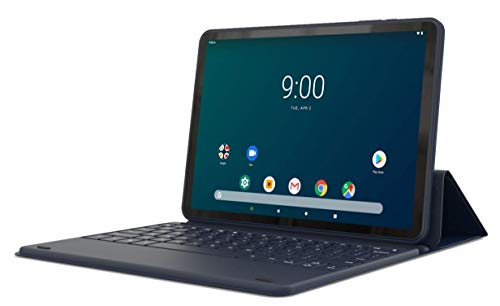 """onn. 10.1"""" Android Tablet with Detachable Keyboard, 16GB, Bonus $20 off Walmart eBooks Included"""