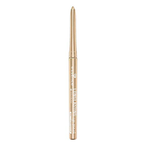 essence long-lasting eye pencil 30 gold bling - 5er Pack