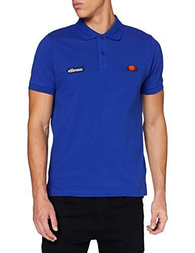 ellesse Montura Herren-Poloshirt XS blau