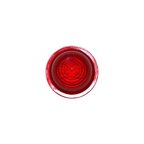 HELLA 9EL 950 315-061 Lichtscheibe, Begrenzungsleuchte - Lichtscheibenfarbe: rot