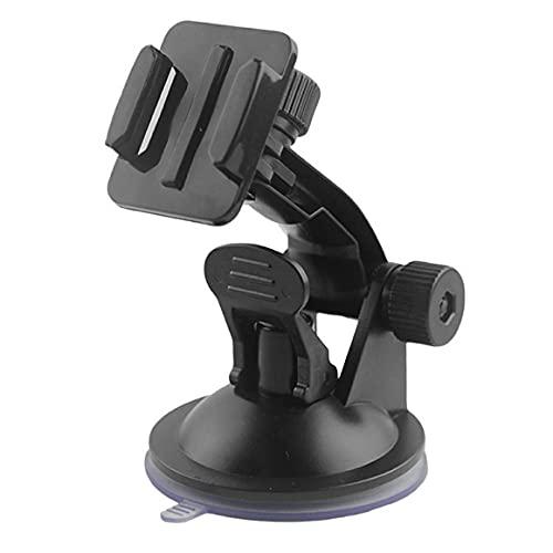 Persdico Accessori per staffe per telecamera di movimento Ventosa per parabrezza per montaggio su auto da 7 cm per staffa per telecamera di movimento Gopro