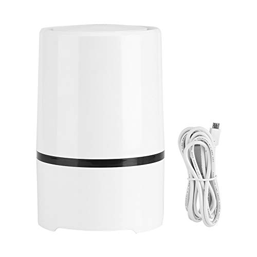 T best Luftreiniger, Desktop-Anionensterilisation USB-Luftreiniger Reiniger Geruch Geruch Bakterien Mit Filter entfernen