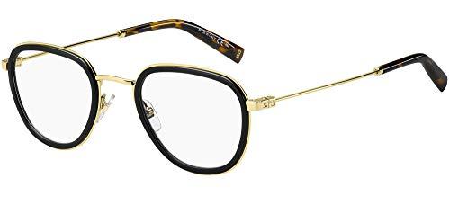 Givenchy Occhiali da vista GV 0120 GOLD BLACK 49/23/140 unisex