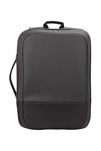Best Life TravelSafe Neoton Sac à Dos Loisir, 46 cm, 23 liters, Noir (Schwarz)