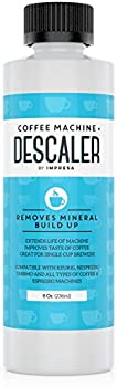 Keurig Descaler  2 Uses Per Bottle  - Made in the USA - Universal Descaling Solution for Keurig Nespresso Delonghi and All Single Use Coffee and Espresso Machines