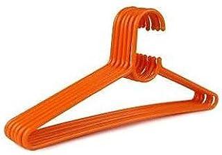 Ivaan Hard Plastic Suit Hangers - Black (Set of 24)