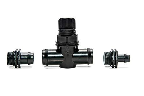 seliger Wasser-Absperrventil zur Regulierung der Wasserdurchflussmenge 1/2'' 3/4'' 1''