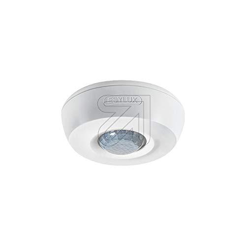 ESYLUX Decken-Bewegungsmelder MD 360/8 Basic AP 360° RW ca.8m FB Basic Bewegungsmelder komplett 4015120430404