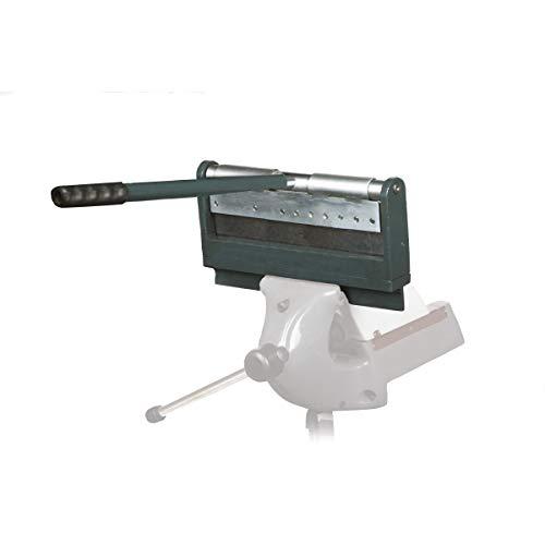 Optimum Abkantmaschine FP 30 (mit herausnehmbaren Biegesegmenten, für den Einsatz am Schraubstock), 3244028