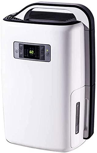 Deumidificatore d'aria con funzione di depurazione dell'aria per il controllo dell'umidità e dell'odore negli armadi, lavanderia, bagni, camper, barche e altre piccole stanze