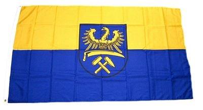 Fahne / Flagge Oberschlesien NEU 150 x 250 cm