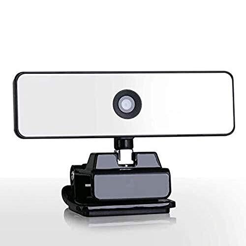 Haoooan 1080P HD Webcam con micrófono, enfoque automático superficie de la leva con doble micrófono for PC y Mac portátil de vídeo de escritorio Llamadas, videollamadas grabación de conferencia de 2 m