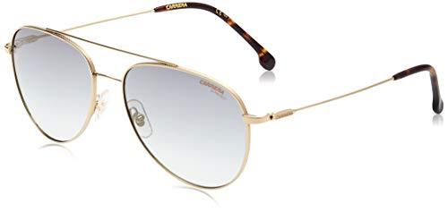 Carrera Sport 187/S Gafas, GOLD HAVANA/GY GRIGIO, 60 Adultos Unisex