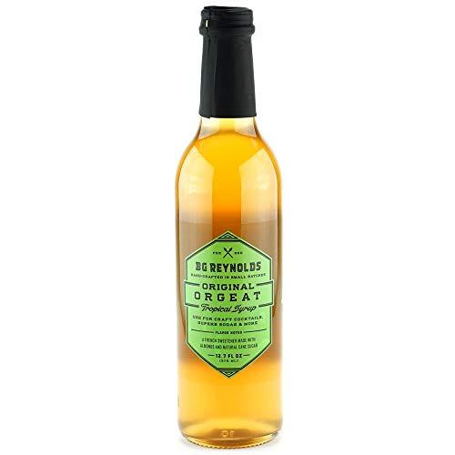 BG Reynolds Original Orgeat Syrup (365 mL)