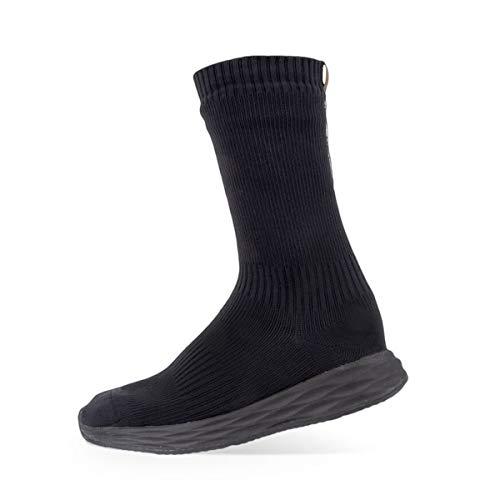 SEALSKINZ - Zapatillas de Punto Unisex Impermeables para Todo...
