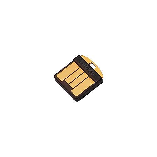 YubiKey 5 Nano (2 Faktor Authentifizierung, ultra kompakt)
