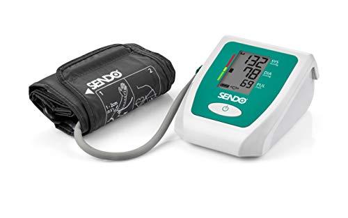 SENDO Advance 2 Blutdruckmessgerät am Oberarm Identifiziert Unregelmäßige Herztätigkeit und Vorhofflimmern 5 Jahre Garantie