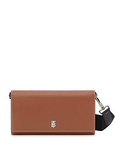BURBERRY Luxury Fashion Damen 8025532 Braun Brieftaschen | Frühling Sommer 20