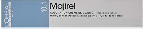 L'Oréal Professionnel Majirel 10,1 platinblond asch, 50 ml