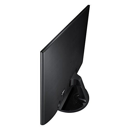Samsung S22F350FHU 54,6 cm (22 Zoll) Monitor (VGA, HDMI, 5ms Reaktionszeit, 1920 x 1080 Pixel Full HD) schwarz-glänzend