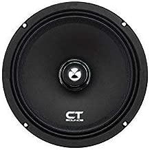 CT Sounds 8 Inch Car Audio Speaker - Midrange, 4 Ohm Impedance, 60W (RMS)   180W (MAX) Power Per Speaker, 1.5