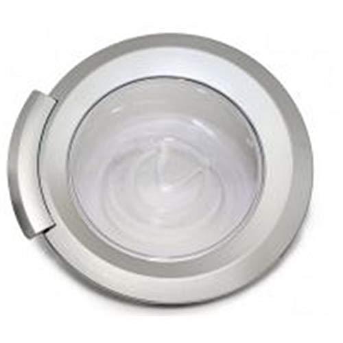 REPORSHOP - Puerta Lavadora Completa Bosch Inox 704287
