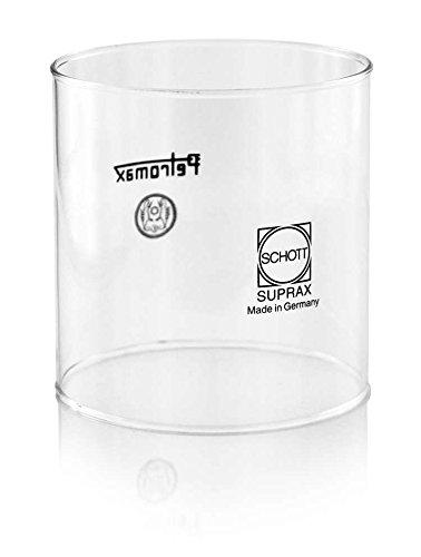Petromax Ersatzglaser aus hochhitzefestem Borosilikatglas (Farblos, HK 350-500)