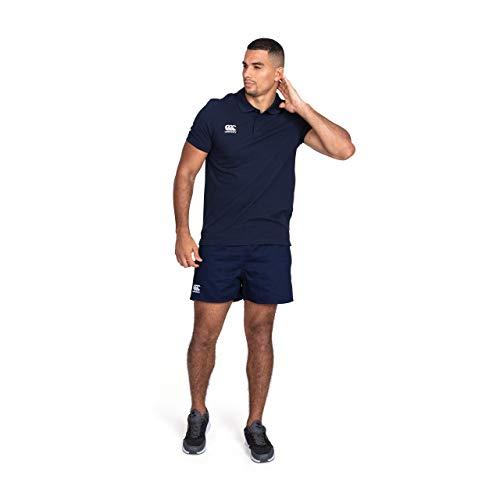 Canterbury Men's Professional Cotton Rugby Shorts, Navy, Medium