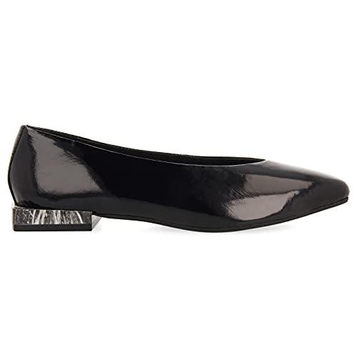 Gioseppo KARMOY, Zapatos Planos Mary Jane Mujer, Negro, 38 EU