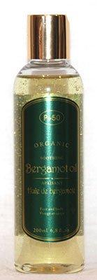 Bergamote Huile de Calabre | Barbe Huile Huile de massage | | Huile pour la peau | Huile pour cheveux Bio 200 ml – par P + 50 – sans parfum