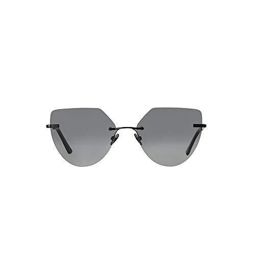 Spektre   Gafas de sol Miller Lentes ahumadas negras  ...