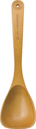 ル・クルーゼ(LeCreuset)ウッドツールメープルウッド・スプーン(L)メープル木【日本正規販売品】