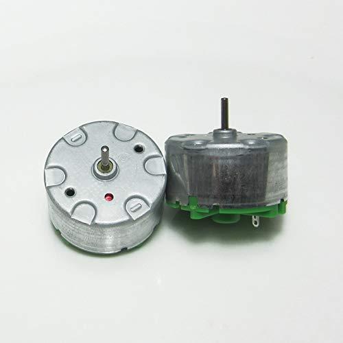 L-Yune,bolt 1pc RF-500 TB de Motor de imán Permanente 6V12V humidificador Advertencia Luz de Alarma del Motor DC Aerosol Accesorios Dispensador