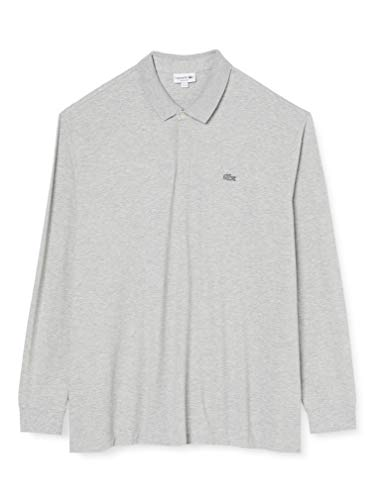 Lacoste PH2481 Polo, Argent Chine, XL Uomo
