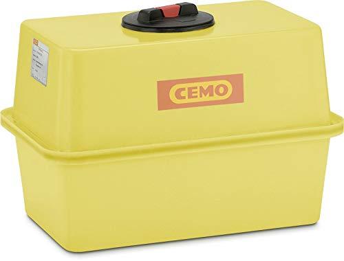 Cemo GFK-Tank kastenförmig 200 Liter 600 Liter