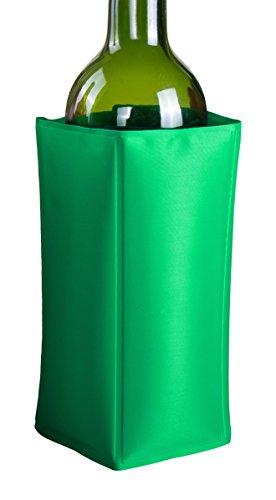 Vin Bouquet FIE 171 Kühlmanschette, Nylon, Grün, 14.5x 20x 2.5cm, 14.5x20x2.5 cm