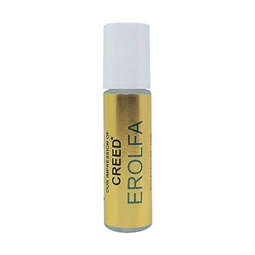 Perfume Studio Elite Perfume Oil IMPRESSION with SIMILAR Fragrance Accords to: -{CREED_EROLFA}_MEN; 100% Pure No Alcohol Oil (Perfume Oil VERSION/TYPE; Not Original Brand)