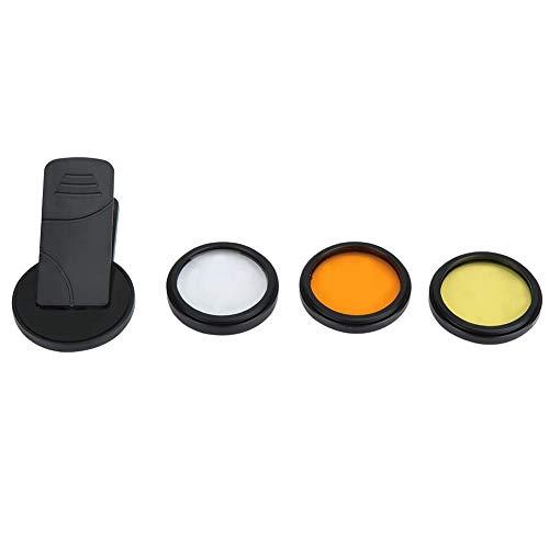 Kit de lentes de fotos con filtro Macro
