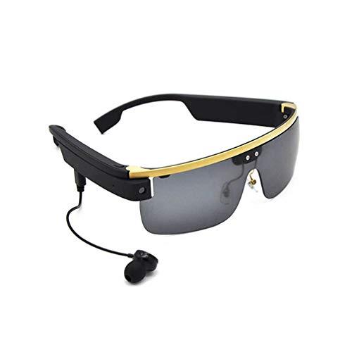 LUOXU Polarized Sports Sunglasses,Camera Glasses 1080P...