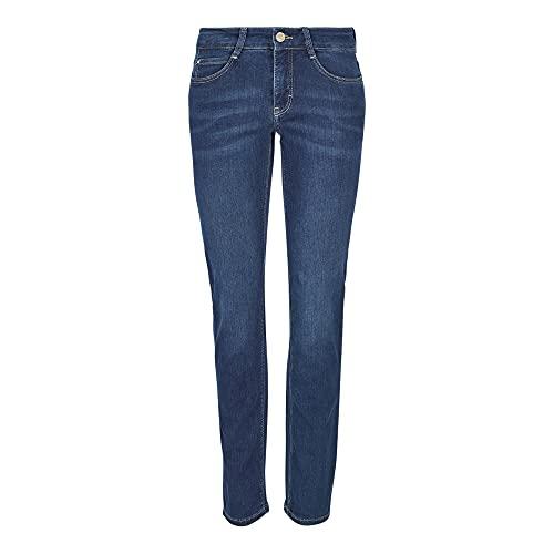 Mac Damen Jeans Dream Straight Fit Blue (82) 32/32