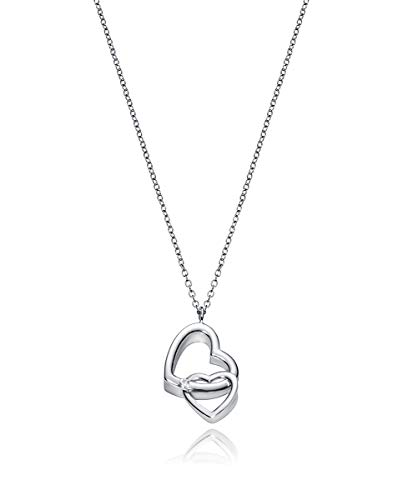 Viceroy Collar - Corazón Plata de Ley - Símbolo del AMOR